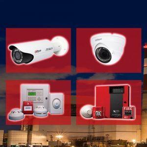 Paket sistemler ve güvenlik kamera sistemleri